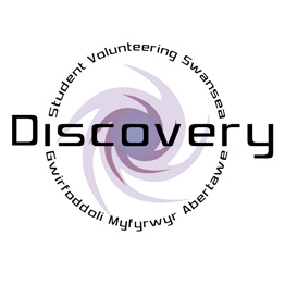 Discovery charity logo