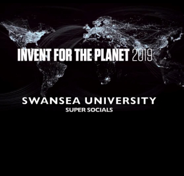 Invent for the planet Hackathon Winner - poster image