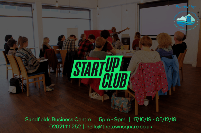 The Startup Club by The Town Square