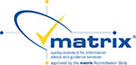 Matrix quality award logo